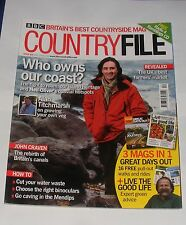 BBC COUNTRYFILE APRIL 2008 - WHO OWNS OUR COAST?/UK'S BEST FARMERS MARKETS