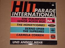 "Hit PARADE International-Fats Domino, Suzie, Supremes 10"""