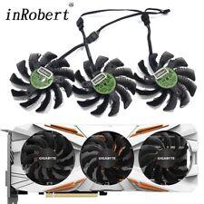 Cooling Fan Gigabyte AORUS GTX 1060 1070 1080 G1 GTX 1070Ti 1080Ti 960 970 980Ti