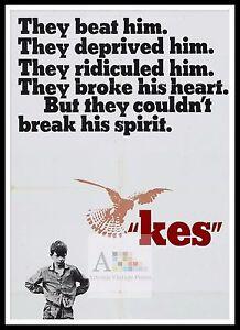 Kes 2  British Movie Posters Classic & Vintage  Films