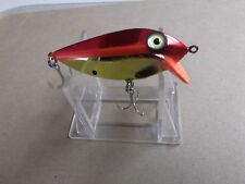 Custom Painted Pre Rapala Storm Thinfin,T (Sinker),Fire Storm