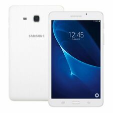 "Samsung Galaxy TAB A 7.0"" ~WiFi~ T280 White 8GB HD 4000mAh Tablet GRADE A"