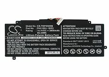 NEW SAFE Laptop 3850mAh BATTERY for Toshiba Satellite Radius P55W-B B5224 B5318D