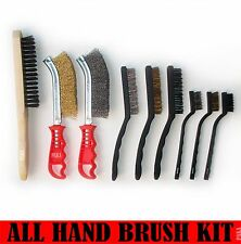 HAND WIRE BRUSHES KIT