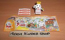KINDER FunnyVersary 40jahre 40ans FF268 FF 268 KINDERINO + BPZ NEUTRAL VAR.k