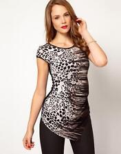Karen Millen Women's Party Semi Fitted Waist Length Tops & Shirts