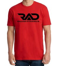 RAD Racing Dynamics Go ped T-Shirt Tee Red Goped Size L M