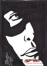 The Spirit Movie SK19 Otto Dieffenbach Sketch Card