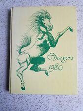 1980 Chargers Kentridge High School Yearbook     KENT, WASHINGTON