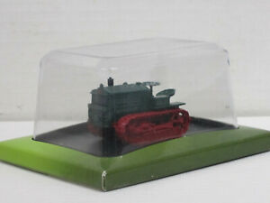 Traktor / Raupenschlepper Cletrac K20 von 1930 in grün, 1:43, Hachette, OVP