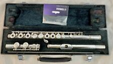 Yamaha  YFL 281 Open Hole Flute! Ready to Play!! Inline G