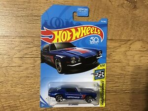 Hot Wheels 2018 '70 Camaro #153