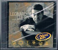 LEONARD COHEN MORE BEST OF CD SIGILLATO!!!!