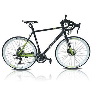 Road racing bike bicycle 56cm frame 700c wheels 21 shimano gears alloy frame UK