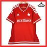 Wisla Krakow Football Shirt XL Home Soccer Jersey Biała Gwiazda Poland 2015 2016
