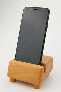 Samsung Galaxy A6 (A600) black gebraucht Gut neutral verpackt vom Händler