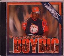 "BOY BIG - ""THE PLAYA THE HUSTLA THE GENTLEMAN""  (NEW KC G-FUNK)  BIG BOY LEVAR"