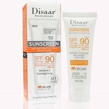 Waterproof Sonnencreme Intensive UV Sunblock Cream SPF50+ Moisturizing Skin