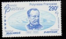 FRENCH POLYNESIA Sc 658 NH issue of 1995 - L.PASTEUR