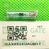 1PCS MAX9924UAUB+T IC SENSOR INTERFACE VARI 10MSOP Maxim