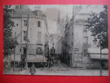 ANGERS  :  La Rue Baudrière.