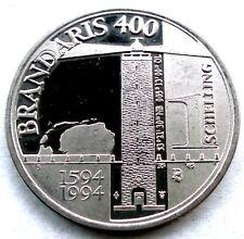 NETHERLANDS TERSCHELLING 1 SCHELLING 1594-1994 UNC Local Courrency G85