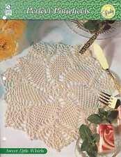 Sweet Little Whirls Crochet Doily Pattern - Perfect Pinwheels - HOWB Collector