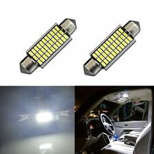 JDM ASTAR 33-SMD 42mm White LED License map dome door Lights Bulbs 211-2 578 569