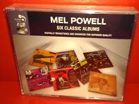 4 CD MEL POWELL - 6 CLASSIC ALBUMS - NUOVO NEW