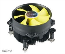 Akasa K32 CPU Cooler Intel Pentium 4, Core2Duo, Core2Quad, Core i3, i5 up to 95W