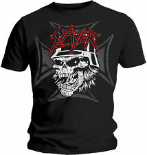 SLAYER Graphic Skull T-SHIRT OFFICIAL MERCHANDISE