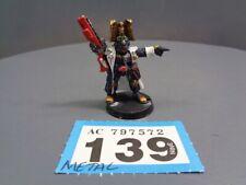 Games Workshop Necromunda Adeptus Arbites Enforcer Leader 139-572