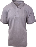 Timberland Men's Grey S/S Polo Shirt (Retail $55) S02