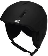 Salomon Cruiser 2+ Black Ski Helmet Mens Size L Large (59cm-62cm) *REFAB174