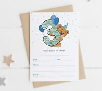 20 Peter Rabbit Thank You New Baby Cards Boy or Girl Blue//Pink