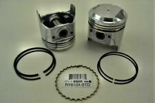 Toyota Corolla 2TC 1600cc 78-79 8.5-1 Compression 4-Pistons Set w/Rings Standard