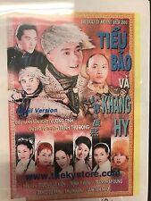 TIEU BAO VA KHANG HY -  PHIM BO HONGKONG - 10DVD