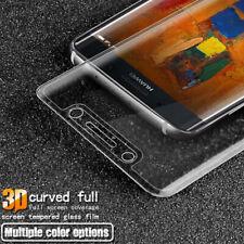 3D cubierta de completo curvo película protectora de pantalla de vidrio templado para todos los modelos de Huawei