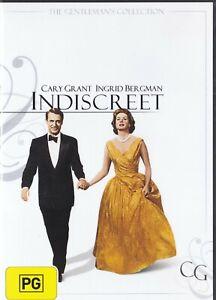 Indiscreet - Cary Grant, Ingrid Bergman    [R4]