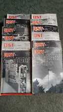 Riviste Qst radioamatori anno 1963 per collezzionisti