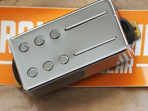 RAILHAMMER CHISEL BRIDGE PICKUP - Chrome