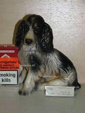 +# A015811_01 Goebel Archiv Muster Hund Dog Cocker Spaniel sitzt 30-057 matt