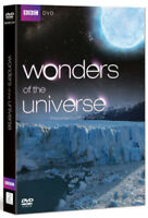 Wonders of the Universe DVD (2011) Professor Brian Cox cert E 2 discs ***NEW***