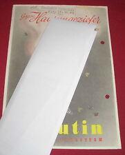 alt prospekt blatt e. merck darmstadt chem. fabrik jacutin reklame werbung 1949