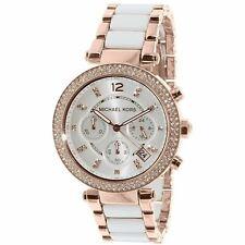 Neu Michael Kors MK5774 Parker Rose Gold Damen Uhr