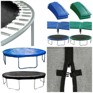 10FT TRAMPOLINE REPLACEMENT PARTS MAT PAD PADDING SPRING COVER WEATHER PROTECTOR