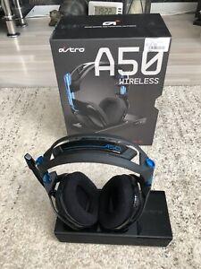 Astro A50 Wireless Gaming Kabellose Kopfhörer & Basisstation PS4 PS5 PC MAC