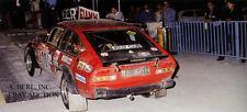 Alfa Romeo GTV GT Turbodelta & Pregliasco - 1980 San Remo Rally - photograph 3