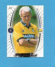 INTER CARDS 2000- numero 75- GIOVANNI TRAPATTONI -NEW