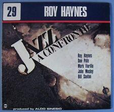 ROY HAYNES rare modern jazz Italy only LP
